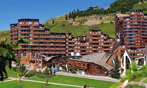 Location Avoriaz : Residence Pierre Et Vacances Les Fontaines Blanches hiver