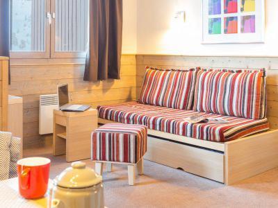 Vacances en montagne Appartement 2 pièces 4 personnes - Résidence Pierre et Vacances les Gémeaux - La Plagne
