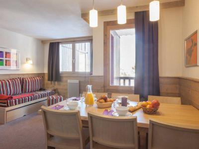 Vacances en montagne Appartement 2 pièces cabine 6 personnes - Résidence Pierre et Vacances les Gémeaux - La Plagne