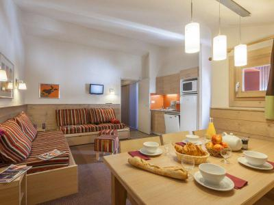 Vacances en montagne Appartement 2 pièces cabine 7 personnes - Résidence Pierre et Vacances les Gémeaux - La Plagne