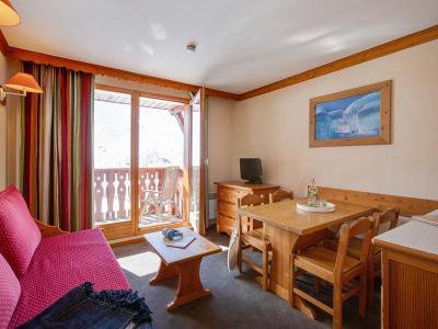 Vacances en montagne Appartement 2 pièces 4 personnes - Résidence Pierre et Vacances les Valmonts - Les Menuires