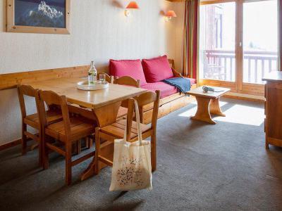 Vacances en montagne Appartement 3 pièces 6 personnes - Résidence Pierre et Vacances les Valmonts - Les Menuires