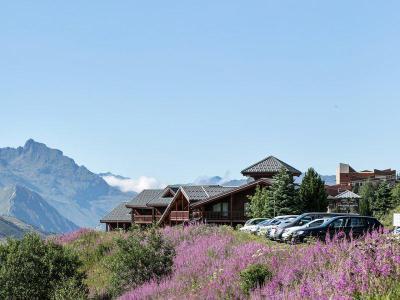 Vacances en montagne Résidence Pierre et Vacances les Valmonts - Les Menuires