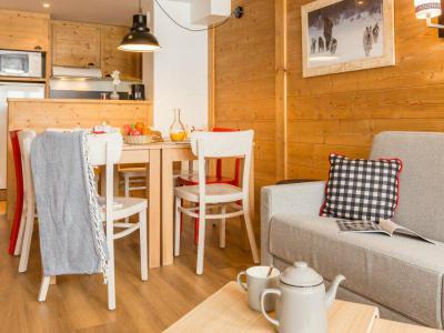 Vacances en montagne Appartement 3 pièces 7-9 personnes - Résidence Pierre & Vacances Aconit - Les Menuires