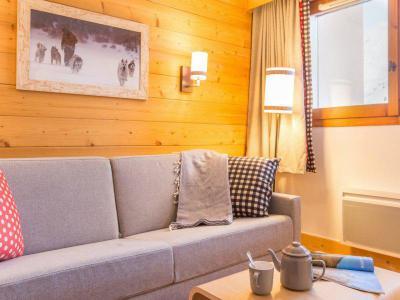 Vacances en montagne Appartement 2 pièces 4 personnes - Résidence Pierre & Vacances Aconit - Les Menuires