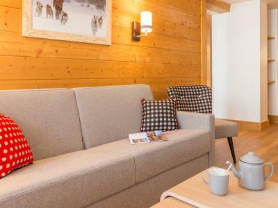 Vacances en montagne Appartement 2 pièces 4-6 personnes - Résidence Pierre & Vacances Aconit - Les Menuires