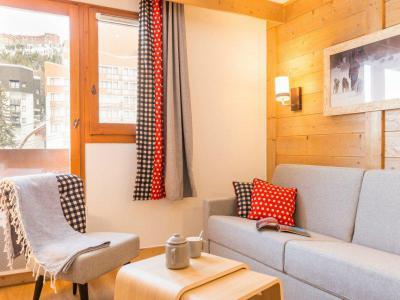 Vacances en montagne Appartement 3 pièces 5-7 personnes - Résidence Pierre & Vacances Aconit - Les Menuires