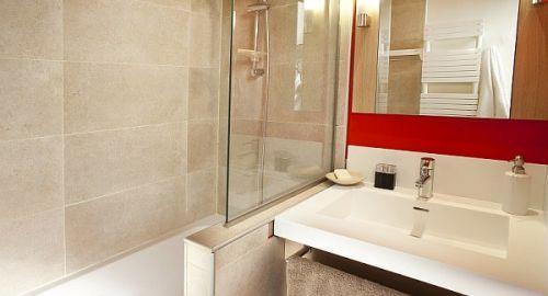 Vacances en montagne Résidence Pierre & Vacances Atria Crozats - Avoriaz - Salle de bains
