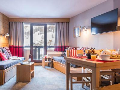 Vacances en montagne Appartement 3 pièces 6-7 personnes (supérieur) - Résidence Pierre & Vacances Balcons de Bellevarde - Val d'Isère