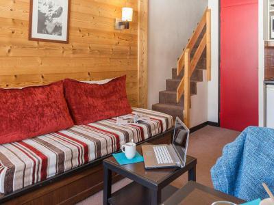 Vacances en montagne Appartement 2 pièces 4 personnes - Résidence Pierre & Vacances Belle Plagne le Quartz - La Plagne