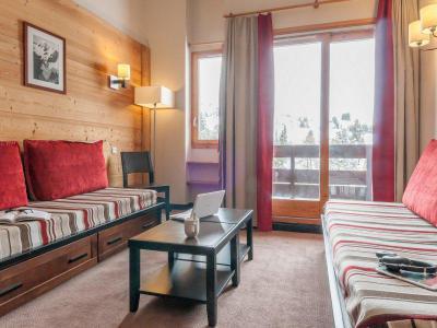 Vacances en montagne Appartement 3 pièces 8 personnes - Résidence Pierre & Vacances Belle Plagne le Quartz - La Plagne