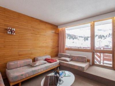 Vacances en montagne Résidence Pierre & Vacances Bellecôte - La Plagne - Banquette