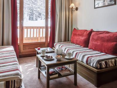Vacances en montagne Appartement 2 pièces 3-5 personnes - Résidence Pierre & Vacances l'Albane - Vars