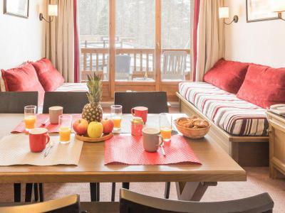 Vacances en montagne Appartement 2 pièces 5-7 personnes - Résidence Pierre & Vacances l'Albane - Vars