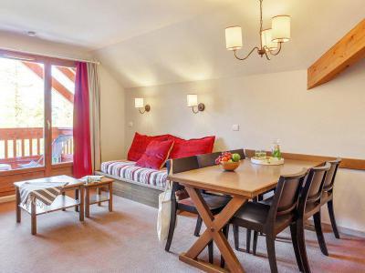 Vacances en montagne Appartement 3 pièces 5-7 personnes - Résidence Pierre & Vacances l'Albane - Vars