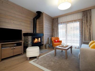 Vacances en montagne Appartement 3 pièces 6 personnes - Résidence Pierre & Vacances l'Hévana - Méribel