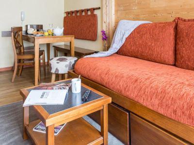 Vacances en montagne Appartement 2 pièces 3-5 personnes - Résidence Pierre & Vacances l'Ours Blanc - Alpe d'Huez