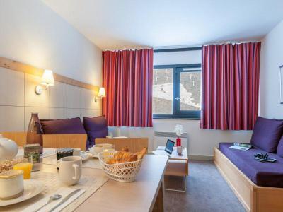 Vacances en montagne Appartement 3 pièces 5-7 personnes - Résidence Pierre & Vacances la Forêt - Flaine
