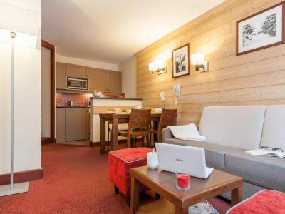 Vacances en montagne Appartement 2 pièces 3-5 personnes - Résidence Pierre & Vacances le Belmont - Les Arcs