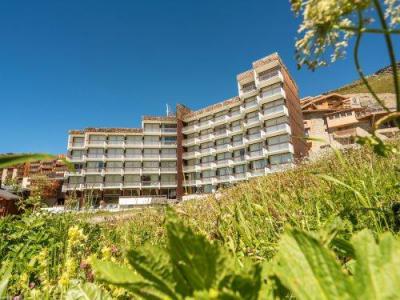 Location Val Thorens : Résidence Pierre & Vacances le Gypaète été