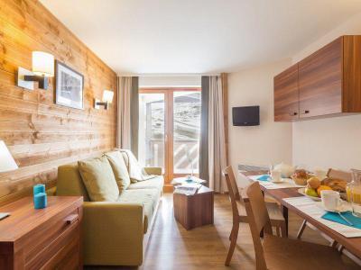 Vacances en montagne Appartement 2 pièces 6 personnes - Résidence Pierre & Vacances le Machu Pichu - Val Thorens