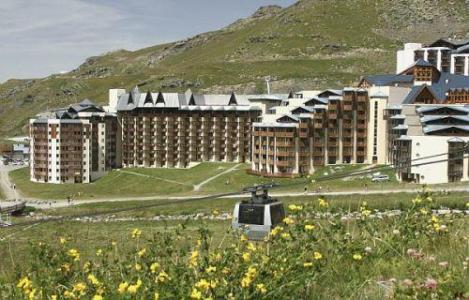 Location au ski Residence Pierre & Vacances Le Machu Pichu - Val Thorens - Extérieur été