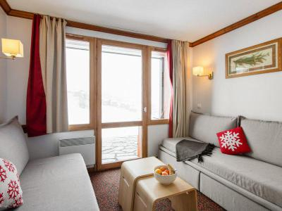 Vacances en montagne Studio 4 personnes - Résidence Pierre & Vacances le Mont Soleil - La Plagne