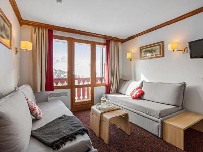 Vacances en montagne Appartement 2 pièces 5-7 personnes - Résidence Pierre & Vacances le Mont Soleil - La Plagne