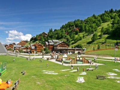 Location au ski Résidence Pierre & Vacances le Peillon - Méribel - Extérieur été