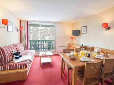 Vacances en montagne Appartement 2 pièces 4-6 personnes - Résidence Pierre & Vacances le Sequoïa - Pyrénées 2000