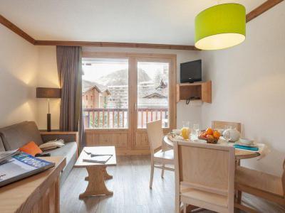Vacances en montagne Studio 2-4 personnes - Résidence Pierre & Vacances les Chalets de Solaise - Val d'Isère