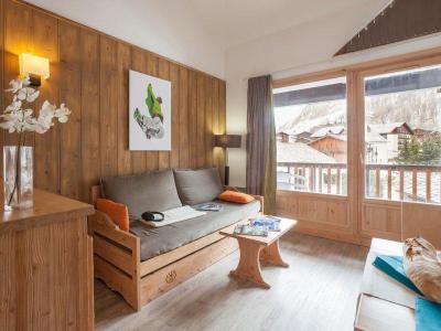 Vacances en montagne Studio mezzanine 3-5 personnes - Résidence Pierre & Vacances les Chalets de Solaise - Val d'Isère