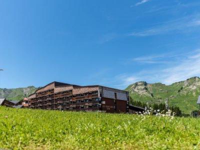 Rent in ski resort Résidence Pierre & Vacances les Mouflons I et II - Le Praz de Lys - Summer outside