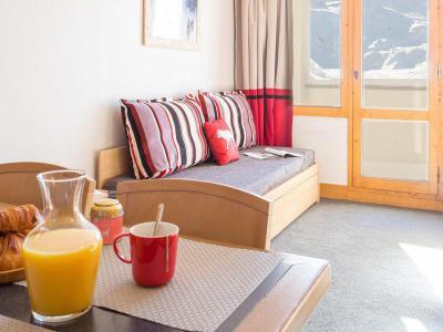 Vacances en montagne Appartement 3 pièces 5-7 personnes - Résidence Pierre & Vacances les Néréïdes - La Plagne