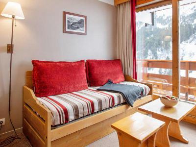 Vacances en montagne Appartement 2 pièces 2-4 personnes - Résidence Pierre & Vacances les Sentiers du Tueda - Méribel-Mottaret