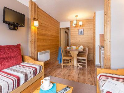 Vacances en montagne Appartement 2 pièces 4-6 personnes - Résidence Pierre & Vacances les Sentiers du Tueda - Méribel-Mottaret