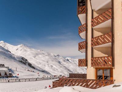 Location Val Thorens : Résidence Pierre & Vacances les Temples du Soleil été