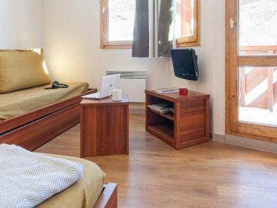Vacances en montagne Appartement 3 pièces 5-7 personnes - Résidence Pierre & Vacances les Temples du Soleil - Val Thorens