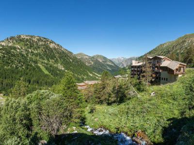 Vacances en montagne Résidence Pierre & Vacances les Terrasses d'Azur - Isola 2000