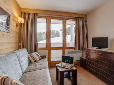 Vacances en montagne Appartement 2 pièces 4 personnes - Résidence Pierre & Vacances Marelle & Rami - Montchavin La Plagne