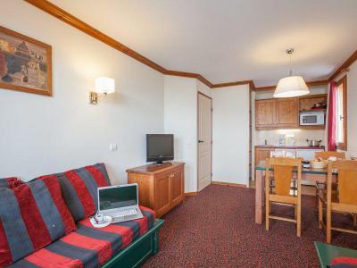 Vacances en montagne Appartement 2 pièces 3-5 personnes - Résidence Pierre & Vacances Marelle & Rami - Montchavin La Plagne