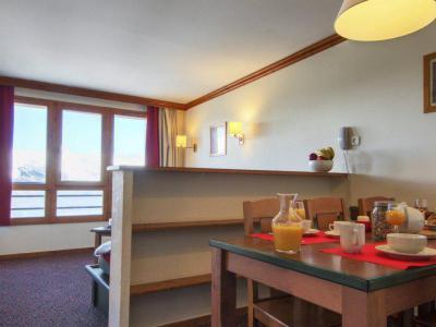 Vacances en montagne Appartement 2 pièces 5-7 personnes - Résidence Pierre & Vacances Marelle & Rami - Montchavin La Plagne