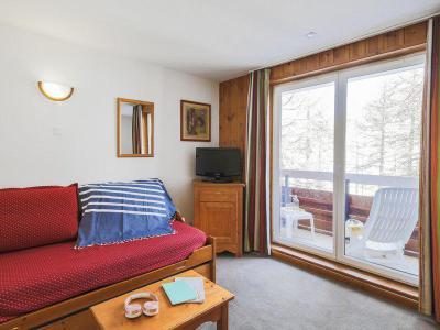 Vacances en montagne Studio cabine 2-4 personnes - Résidence Pierre & Vacances Pic de Chabrières - Vars