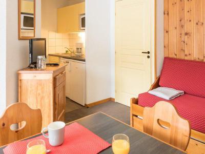 Vacances en montagne Appartement 2 pièces 4-6 personnes - Résidence Pierre & Vacances Pic de Chabrières - Vars