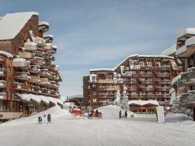 Vacances en montagne Résidence Pierre & Vacances Saskia Falaise - Avoriaz