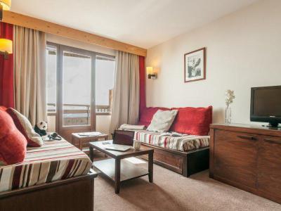 Vacances en montagne Appartement 2 pièces 4-6 personnes (26) - Résidence Pierre & Vacances Saskia Falaise - Avoriaz