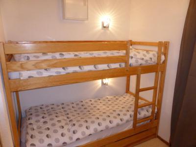 Urlaub in den Bergen 2-Zimmer-Appartment für 5 Personen (F406) - Résidence Pierres Blanches - Les Contamines-Montjoie - Stockbetten