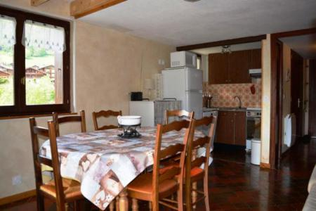 Holiday in mountain resort Logement 6 personnes - Résidence Piste Rouge B - Le Grand Bornand
