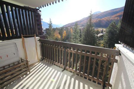 Vacances en montagne Studio coin montagne 4 personnes (053) - Résidence Plaine Alpe - Serre Chevalier