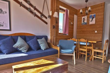 Vacances en montagne Appartement duplex 3 pièces 6 personnes (306) - Résidence Plan du Lac - Méribel-Mottaret